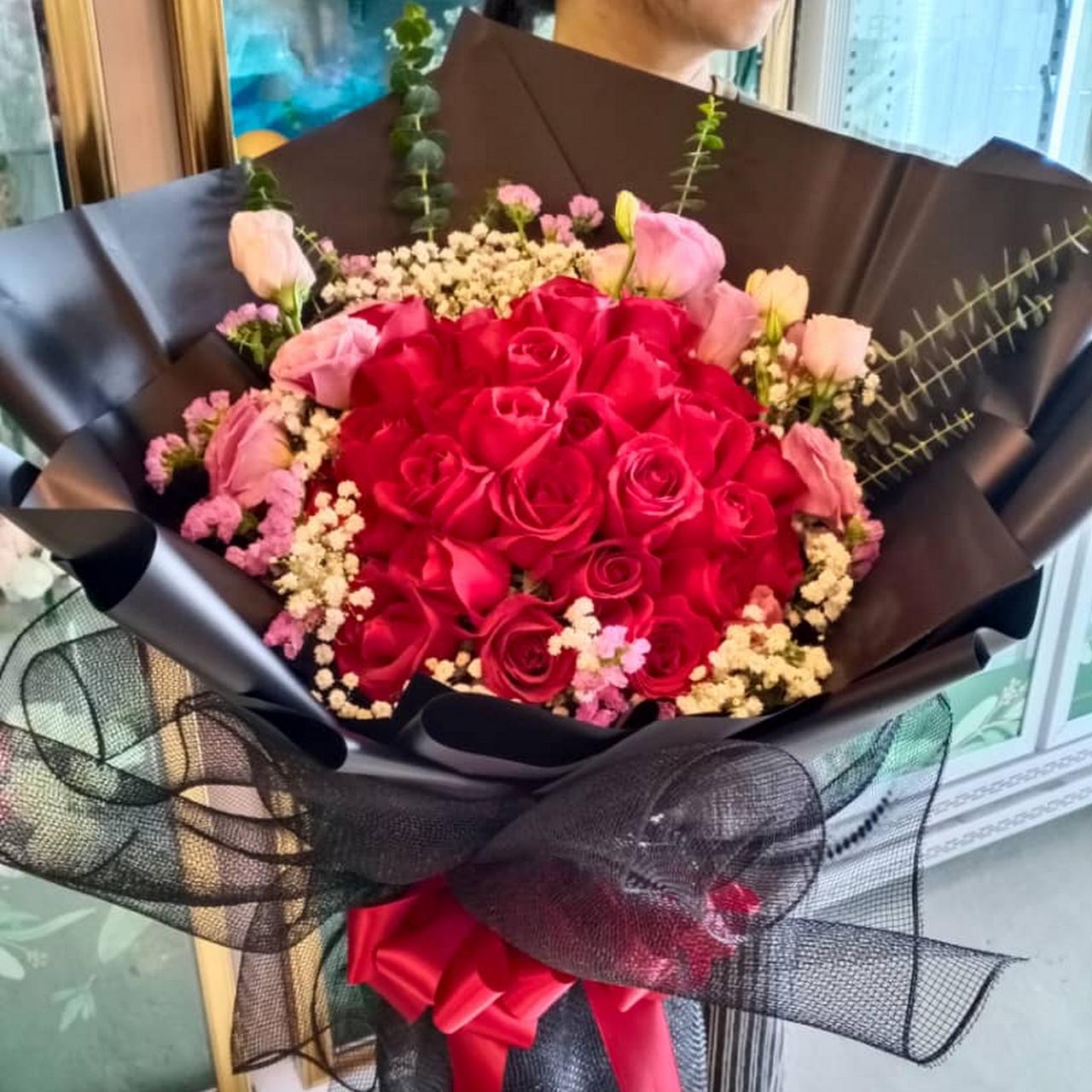 Mazzo Di Fiore Johor Bahru.Johor Bahru Flower Delivery Flower Shop Mazzo Di Fiore Aeon