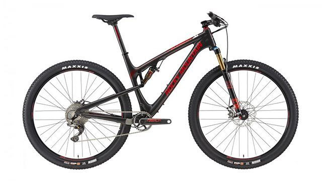 mountain bike carbono tope de gama 2016
