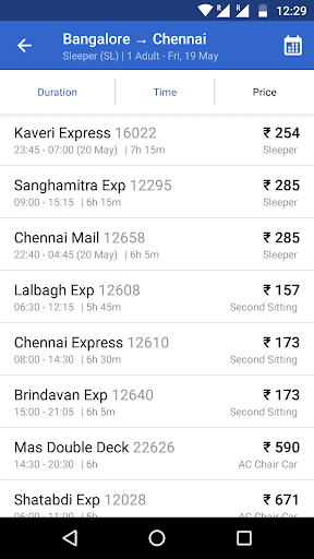 Cleartrip - Flights, Hotels, Activities, Trains  screenshots 8