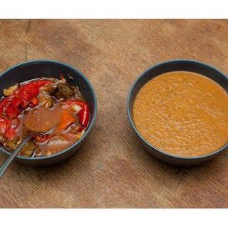 Leftover Vegetable Soup.