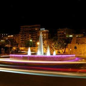 The fountain by Manolis Lilitsis - City,  Street & Park  Fountains