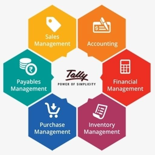Learn Tally ERP 9 GST - Apps on Google Play