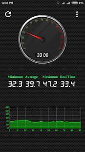 Sound Meter Noise Detector dB ( Decibel Meter ) - náhled