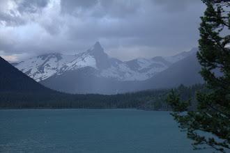 Photo: Rain's a comin'