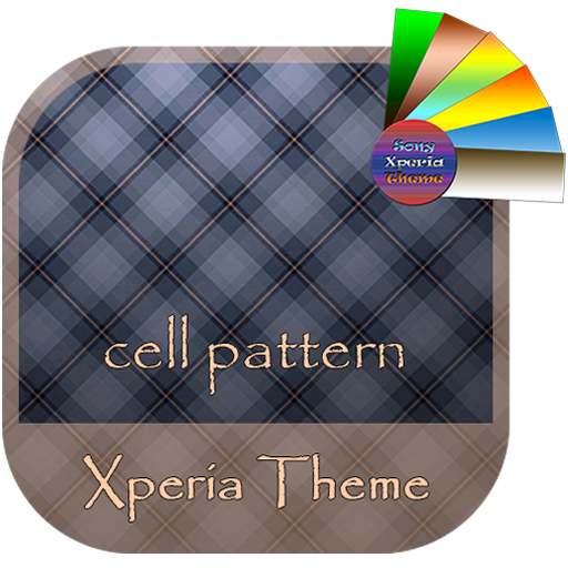 cell pattern | Xperia™ Theme app for Android