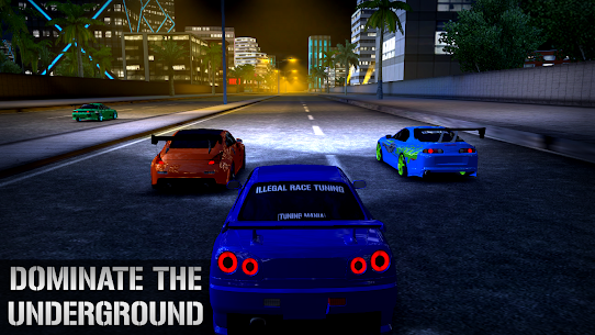 Illegal Race Tuning – Real car racing Mod Apk (Unlimited Money) 5