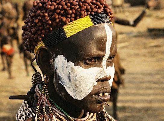 Il  volto dell'Africa di paolo-spagg