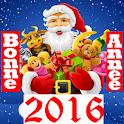 Joyeux Noël et bonne année2016 icon