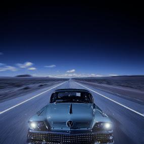 Buick Special by Elmer van Zyl - Transportation Automobiles