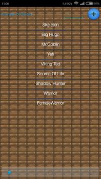 Block Story Recipe Editor