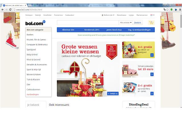 Bol.com - Productbewerker voor leveranciers