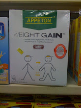 Photo: Funny things I have seen #1: Weight Gain 2000. BEEFCAKE!