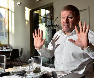 """Pour Vanhaezebrouck, l'Antwerp sera """"le plus grand challenger du Club de Bruges"""""""