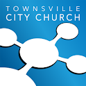 Townsville City Church. icon