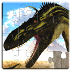 Dinosaurs Jigsaw Puzzles Game - Kids & Adults icon