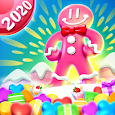 Cookie World -- Clash of Cookie & Colorful Puzzle apk