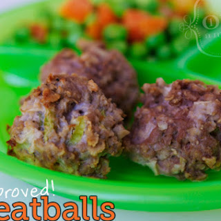 Kid Approved Meatballs