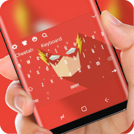 Red Flash Keyboard