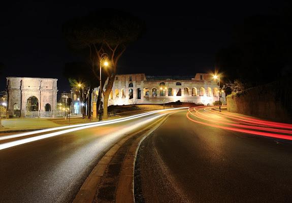 Città eterna  di Francesco Radosta