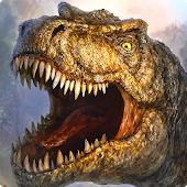 Survival Evolved Dinosaur Hunter Game Android APK Download Free By FunStorm Studio
