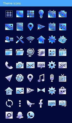 Cool Wallpaper Blue Roses 1.0.0 Windows u7528 4