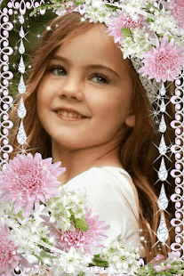 Flower Photo Frames - Photo Editor - náhled