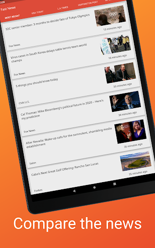 Fast News 3.5.5 Screenshots 11