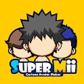 SuperMii - Cartoon Avatar Maker icon