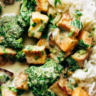 5-Ingredient Green Curry Recipe