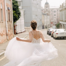 Wedding photographer Elena Zaschitina (photolenza). Photo of 21.09.2018