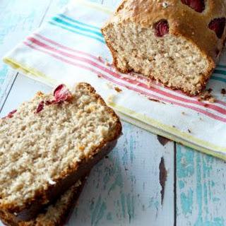 Strawberry and Coconut Bread