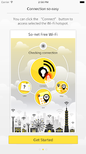 So-net Free Wi-Fi- screenshot thumbnail