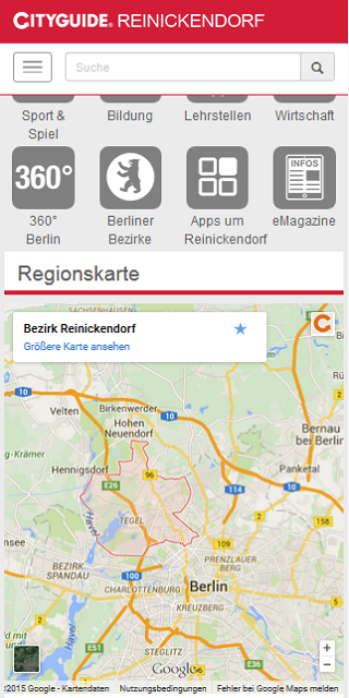 Reinickendorf - screenshot