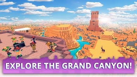 Grand Canyon Craft: Explore Crafting & Building APK