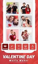 Valentine Movie Maker : Valentine Slideshow APK Download for Android