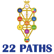 22 Paths on the Tree of Life (Kabbalah and Tarot)