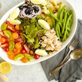 Salade Niçoise (vegetarian/pescatarian)