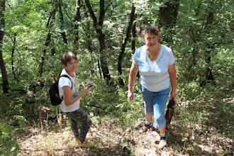 Photo: Надежда Ивановна много лет проработала учительницей, сейчас на пенсии, но по-прежнему влюблена в местную природу и все о ней знает.