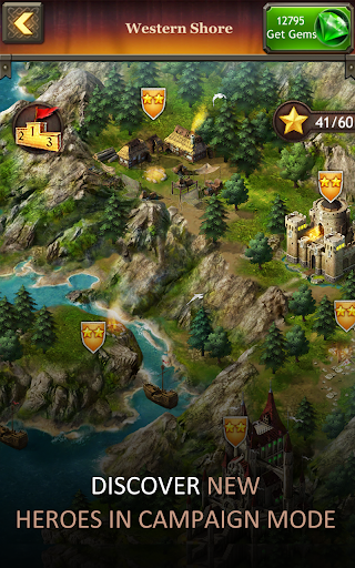 Kingdoms of Camelot: Battle android2mod screenshots 5