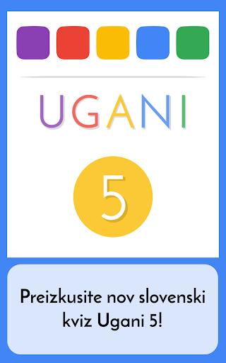 Ugani 5 - Kviz Slovenija  {cheat|hack|gameplay|apk mod|resources generator} 4
