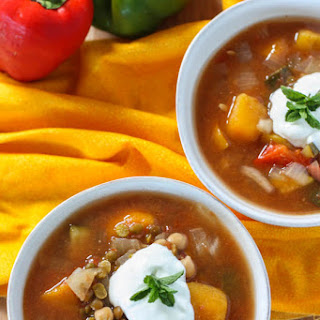 Crock Pot Moroccan Stew