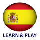 Learn and play. Spanish words - vocabulary & games (app)