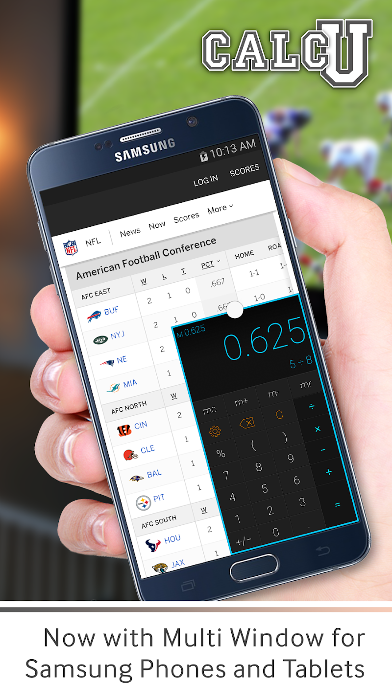 CALCU™ Stylish Calculator Free Screenshot 5