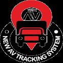 New AV Tracking icon