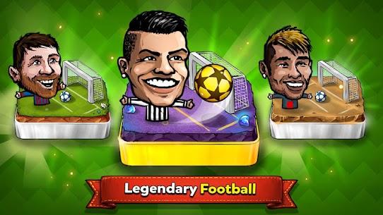 ⚽ Puppet Soccer Champions – League ❤️ 6