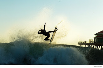 Photo: Photo of the Day: Tanner Gudauskas, Huntington Beach. Photo: #ToddGlaser #Surfer #SurferPhotos