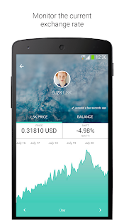 Lisk Wallet- screenshot thumbnail
