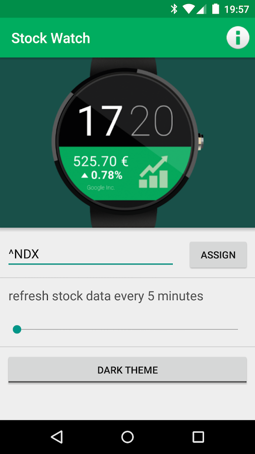 Finance Stock Watch Android Apps On Google Play