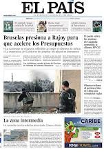 Photo: Un recorrido con los rebeldes sirios de Líbano a Homs, Bruselas presiona a Rajoy y becas más competitivas, hoy en #portada http://www.elpais.com/static/misc/portada20120215.pdf
