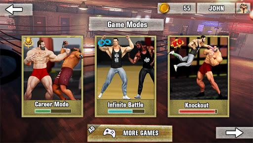 Bodybuilder Fighting Club 2019: Wrestling Games 1.1.4 screenshots 4